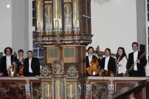 Michaelis Consort in Gottorf