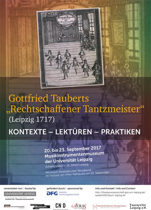 Gottfried Taubert - Festkonzert zum Kongress 22.9. 19.00 Uhr - Altes Rathaus Leipzig
